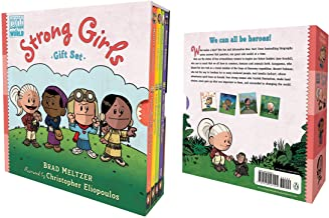 Strong Girls Gift Set