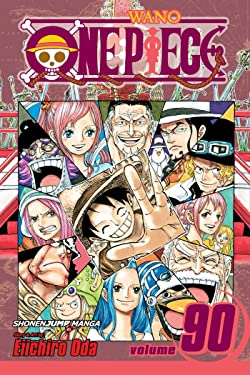 One Piece, Vol. 90 (90)