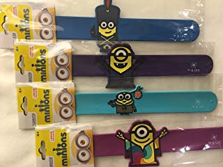Minions Movie Exclusive Slap Band Bracelet