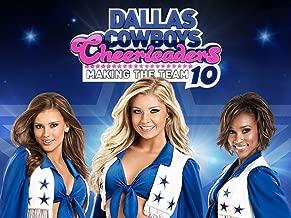 dallas cowboys cheerleaders making the team 10