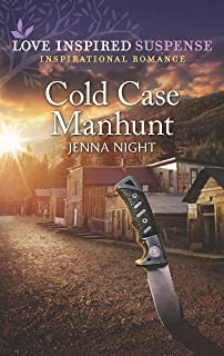 Cold Case Manhunt (Rock Solid Bounty Hunters Book 3)