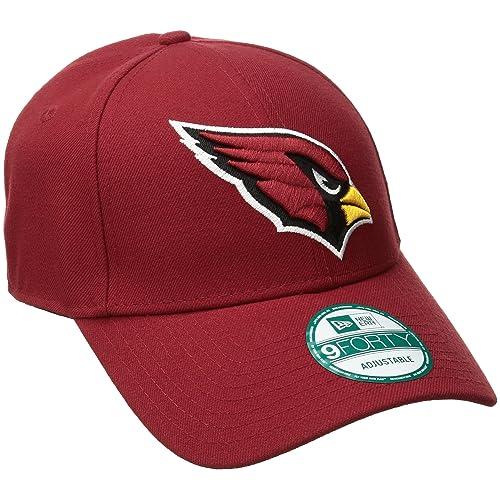 A NEW ERA Gorra 9Forty NFL Arizona Cardinals The League Rojo bac05cbe0cb
