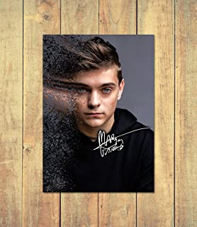 Star Prints Martin Garrix 1 - High Gloss Personalised Printed Poster - A4 (210 x 297 mm)