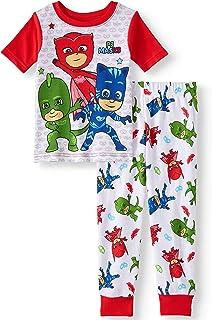 PJ Masks Toddler Boys L//S Top 2pc Pajama Pant Set Size 2T 3T 4T