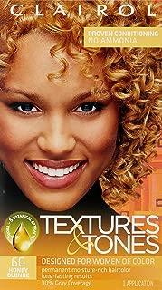 Clairol Professional Textures & Tones, 6g Honey Blonde, 1 oz.