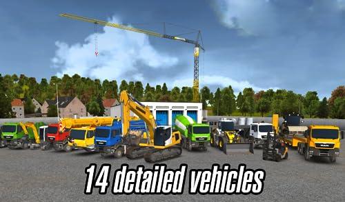 『Construction Simulator 2014 (Kindle Tablet Edition)』の3枚目の画像
