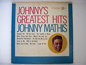 JOHNNY'S GREATEST HITS LP (12