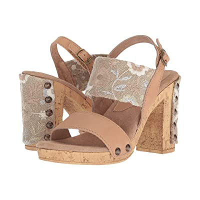 Sbicca Monumental (Natural) High Heels