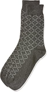 Jack & Jones Men's Jacbasic Dots Noos Socks, in Dark Grey Melange, Size: One Size