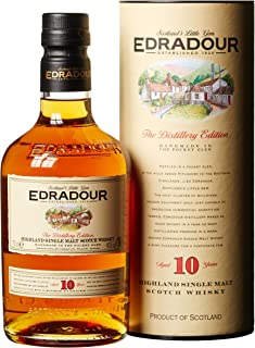 Edradour 10 Jahre Highland Single Malt Whisky 1 x 0.7 l