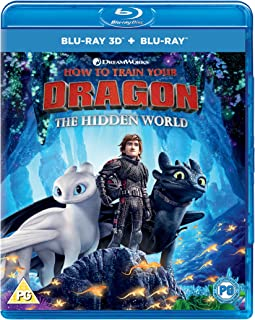 How to Train Your Dragon - The Hidden World Digital Download 2019 Region Free
