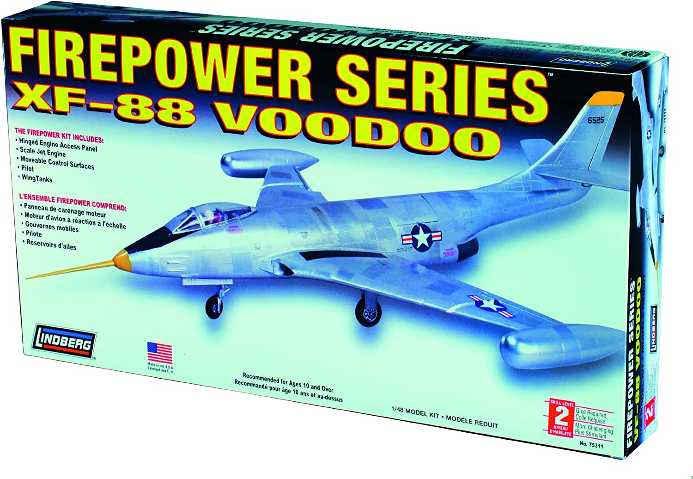 XF-88 Voodoo Jet Fighter 1-48 Lindberg