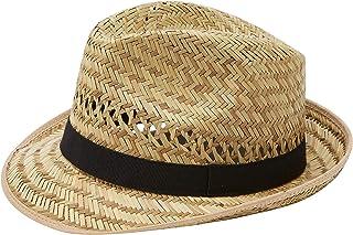 Mount Hood Trilby Straw Hat