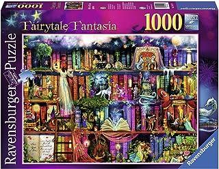 Ravensburger 194179 Puzzel Aimee Stewart Fairytale Fantasia - Legpuzzel - 1000 Stukjes