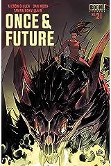 Once & Future #21 Kindle Edition