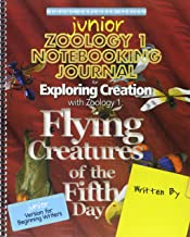 Exploring Creation with Zoology 1: Flying Creatures of the Fifth day, Junior Notebooking Journal