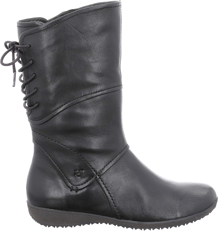 Josef Seibel Naly 07 hoge laarzen zwart zwart zwart 100