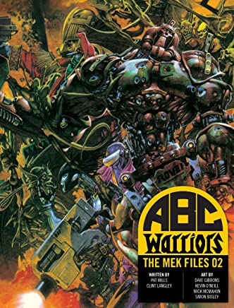 ABC WARRIORS MEK FILES HC 02