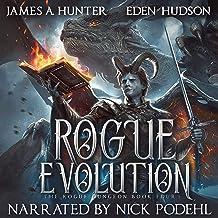 Rogue Evolution: A LitRPG Adventure (The Rogue Dungeon, Book 4)