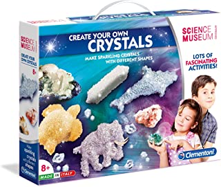 Science Museum Create Your Own Crystals