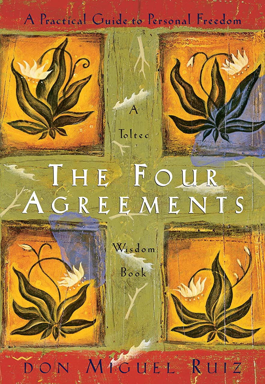 真珠のような剣注ぎますThe Four Agreements: A Practical Guide to Personal Freedom (A Toltec Wisdom Book) (English Edition)