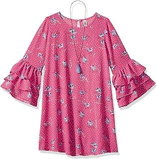 Beautees Girls' Big Swing Dress