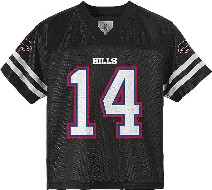 Amazon.com: Outerstuff Sammy Watkins Buffalo Bills Blackout Jersey ...