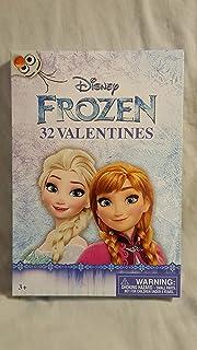 Paper Magic 32 Count Valentines (Frozen)