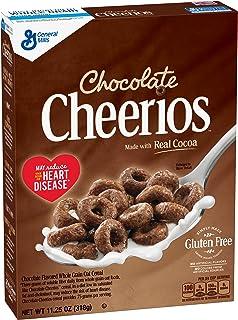 チョコレートチェリオス 318g (本物のココアで作られた) Chocolate Cheerios 318g (Made with Real Cocoa)