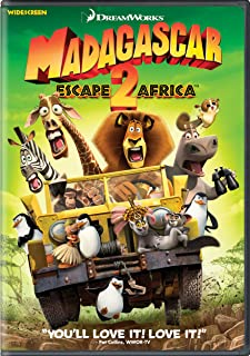madagascar full screen edition