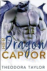 Her Dragon Captor (Her Dragon King Duet Book 1): 50 Loving States, North Dakota Pt. 1 (Alpha Future 5) Kindle Edition