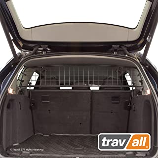 Travall Guard Compatible with BMW X3 (2010-2017) TDG1315 - Rattle-Free Steel Pet Barrier
