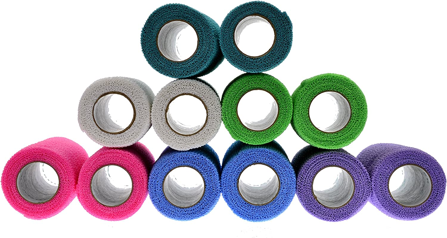 Max 66% OFF Andover Rainbow Ranking TOP17 Assortment Flexible Case Wrap Tape Sports
