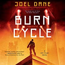 Burn Cycle: Cry Pilot, Book 2