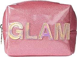 Glam Glitter Cosmetic Bag