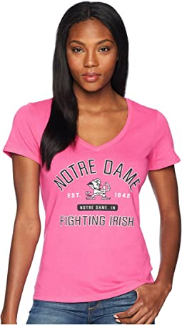 Notre Dame Fighting Irish University V-Neck Tee