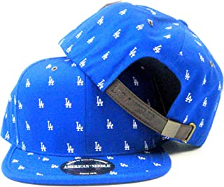 Los Angeles Dodgers Maestro Repeat Logo Adjustable Cap