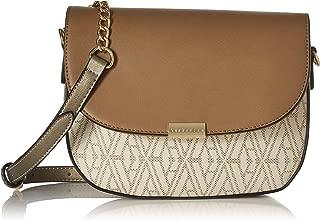 Van Heusen Autumn-Winter 19 Women's Sling Bag (Tan/Off White)