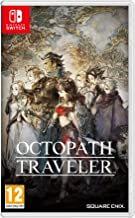 Octopath Traveler [Nintendo Switch] (CDMedia Garantili)