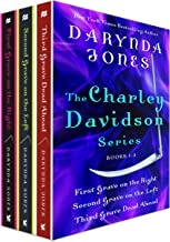 The Charley Davidson Series, Books 1-3: First Grave on the Right, Second Grave on the Left, Third Grave Dead Ahead