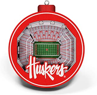 YouTheFan NCAA 3D StadiumView Ornament