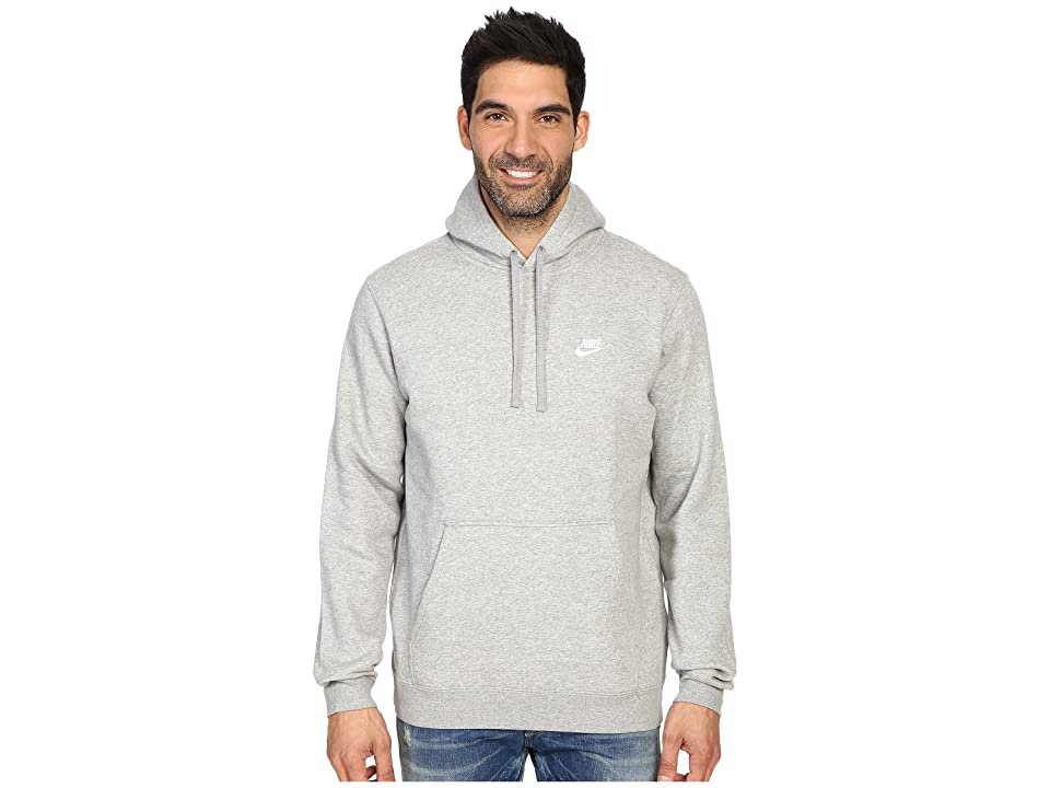 1deccbccc9d7 UPC 886548328949 product image for Nike Club Fleece Pullover Hoodie (Dark  Grey Heather Dark ...