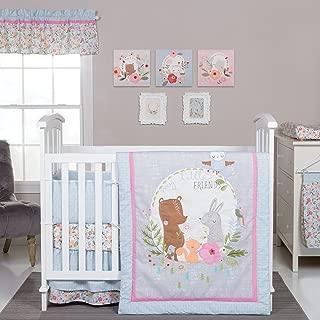 Trend Lab My Little Friends 6Piece Crib Bedding Set