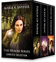 The Healer Series Complete Collection: Touch of PowerScent of MagicTaste of Darkness