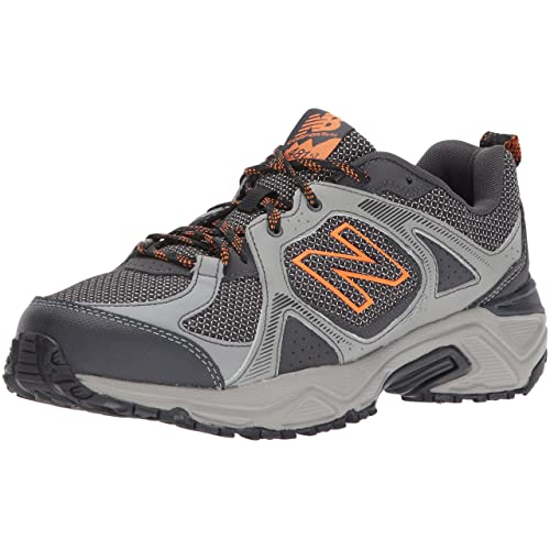 New Balance Mens 481V3 Cushioning Trail Running Shoe