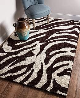 Best blue animal print rug Reviews
