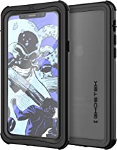 Ghostek Nautical Military Grade Waterproof Case Designed for iPhone X 10 - Black