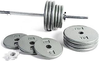 .CAP Barbell Standard 1-Inch Barbell Weight Set,