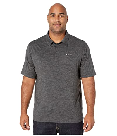 Columbia Big Tall Tech Trailtm Polo (Shark) Men