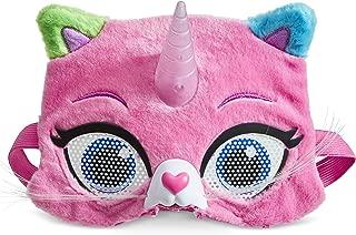 RBUK Rainbow Butterfly Unicorn Kitty Vision Mask, Multi Colered